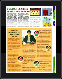Shigeru Miyamoto - The Legend of Zelda: A Link to the Past