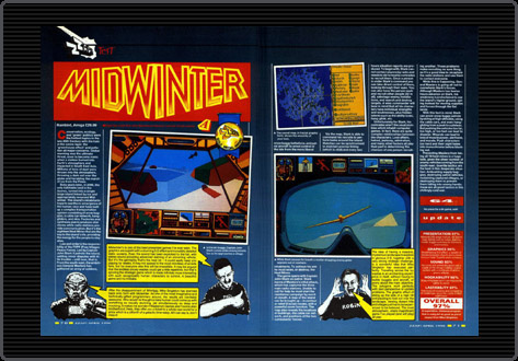 Zzap!64 Amiga Midwinter review