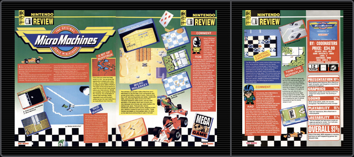 Micro Machines review