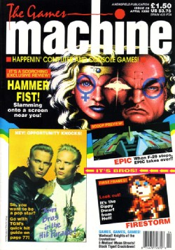 The Games Machine issue 29