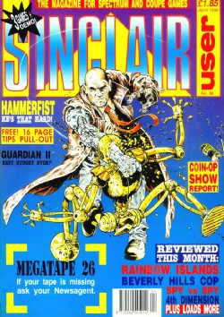 Sinclair User issue 98