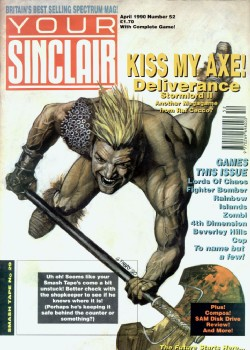 Your Sinclair issue 52