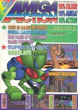Amiga Action issue 11