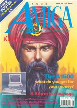 Your Amiga Aug 90