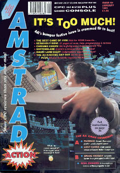 Amstrad Action 64