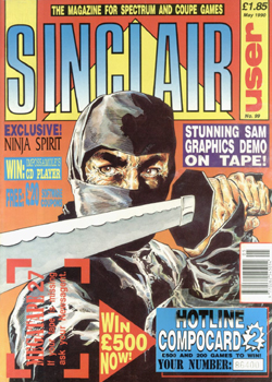Sinclair User issue 99