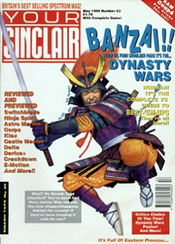 Your Sinclair issue 53