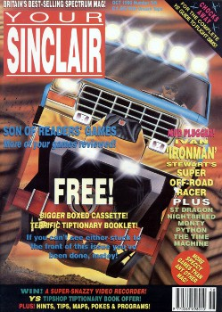 Your Sinclair 58