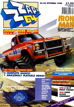 Zzap!64 issue 66