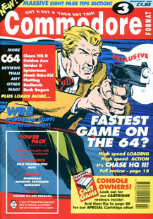 Commodore Format issue 3