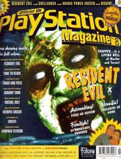 Official Playstation Magazine issue 8