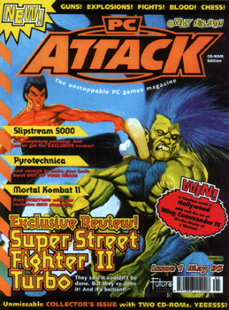 PC Attack issue 1