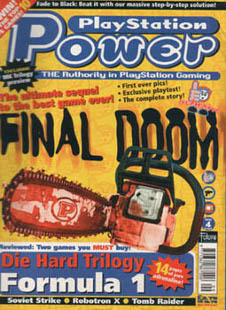 PlayStation Power issue 6