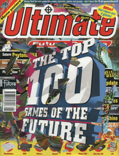 Ultimate Future Games issue 7