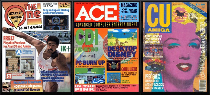 The One For 16-bit Games issue 1