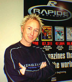 Dave at Rapide