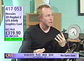 Dave on QVC