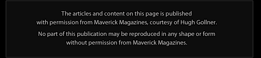 Maverick Magazines official permission