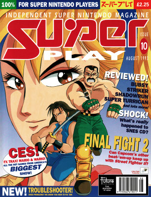 Super Play 10 - august 1993 (UK)